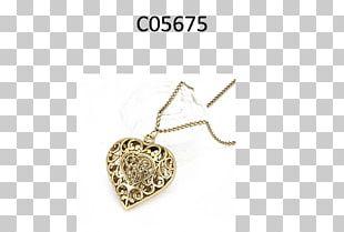 Locket Earring Body Jewellery Necklace PNG