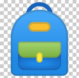 Emojipedia Backpack School PNG
