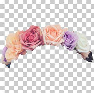 Wreath Crown Flower Garland PNG