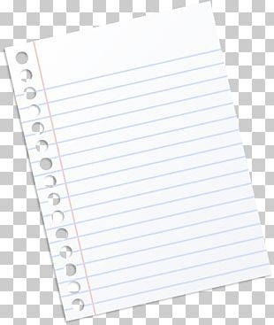 Paper Notebook Material Line PNG
