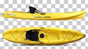 Sea Kayak Recreational Kayak Canoe Sit-on-Top PNG