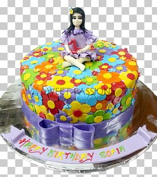 Birthday Cake Sugar Cake Torte Cake Decorating Chocolate Cake PNG