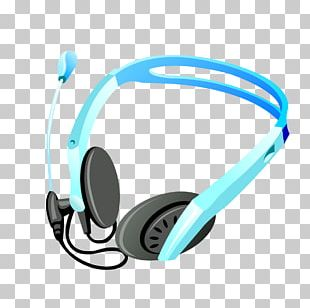 Headphones Euclidean Adobe Illustrator Icon PNG