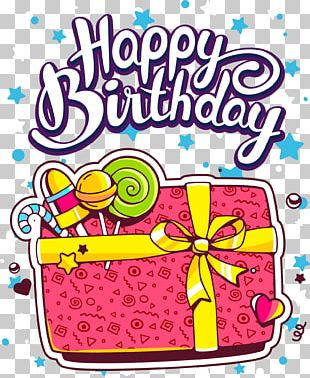 Birthday Cake Happy Birthday To You Greeting Card PNG