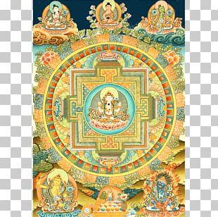 Avalokiteśvara Mandala Buddhahood Tibetan Buddhism Buddhist Symbolism PNG