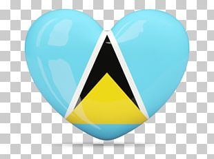 Flag Of Saint Lucia Flags Of The World Computer Icons PNG