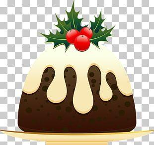 Christmas Pudding Figgy Pudding Banana Pudding Christmas Cake PNG