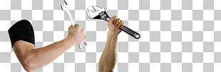 Wrench Arm Adobe Illustrator PNG