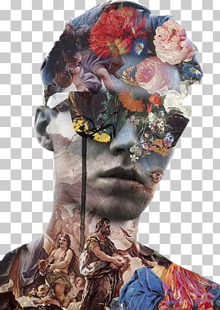 Visual Arts Collage Photomontage Mixed Media PNG