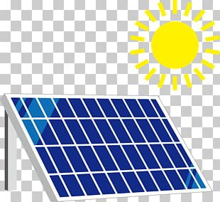 Photovoltaics Solar Panels Electricity Generation Sunlight PNG