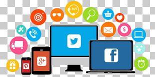 Social Media Marketing Management Social-Media-Manager PNG