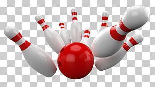 Bowling Pin Ten-pin Bowling Bowling Balls Strike PNG