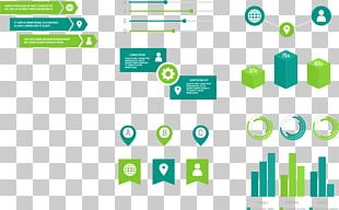 Chart Presentation Infographic PNG