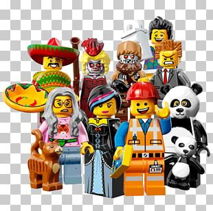 Lego Minifigures The Lego Movie Toy PNG