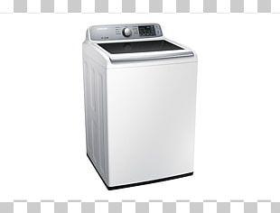 Samsung WA45H7000AW Washing Machines Samsung WA7450 Combo Washer Dryer Laundry PNG