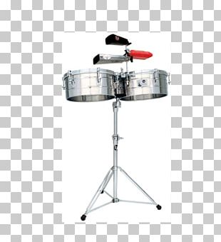 Timbales Latin Percussion Drums PNG