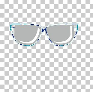Goggles Sunglasses Pattern PNG