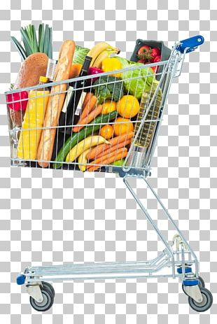 Shopping Cart Supermarket Grocery Store PNG