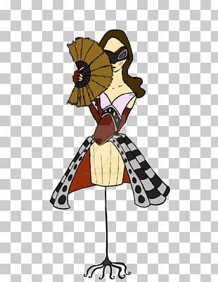 Woman Fashion Design Fashion Illustration PNG