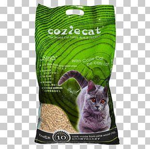 Cat Litter Trays Pet Cat Food Pellet Fuel PNG