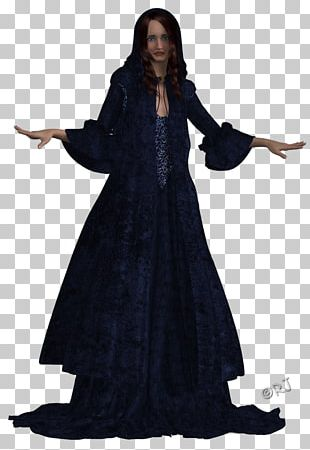 Robe Costume Design Gown Formal Wear PNG