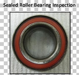 Ball Bearing Rolling-element Bearing Clutch Inspection PNG