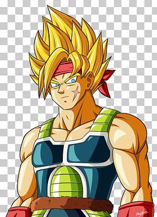 Bardock Goku Super Saiyan Gine PNG