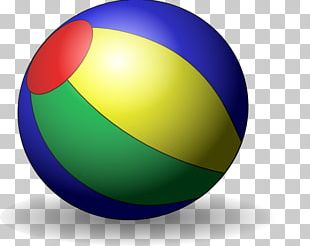 Beach Ball Free Content PNG
