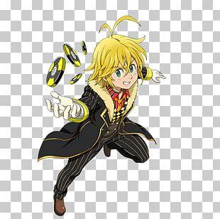 Meliodas The Seven Deadly Sins Anime PNG