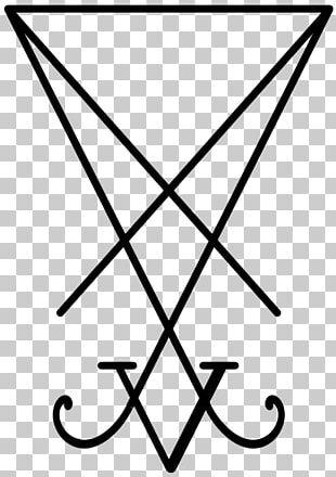 Lucifer Grimorium Verum Sigil Of Baphomet Satanism PNG