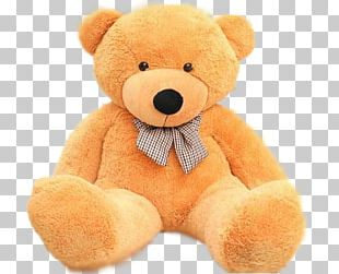 Teddy Bear Stuffed Animals & Cuddly Toys Plush PNG