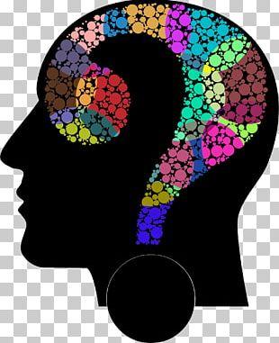 Human Head Brain PNG