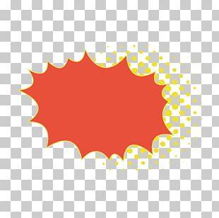 Yellow Tree Pattern PNG