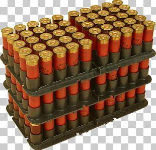 Shotgun Shell Ammunition Box Handloading PNG