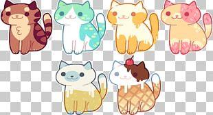Cat Neko Atsume Kitten PNG