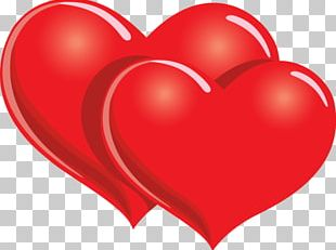 Valentine's Day Heart 14 February PNG