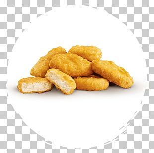 McDonald's Chicken McNuggets Chicken Nugget Fast Food French Fries PNG