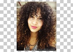 Afro Bangs Long Hair Hair Coloring PNG