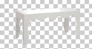 Coffee Table Black And White PNG