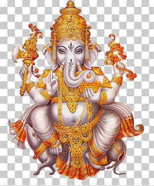 Ganesha Lal Kitab God Tantra PNG