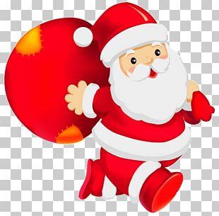 Santa Claus Christmas Day Christmas Decoration Christmas Ornament Christmas Tree PNG