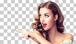 Beauty Woman Stock Photography Hair Cosmetics PNG