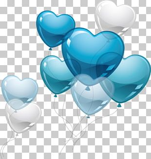Heart Balloon Valentines Day PNG