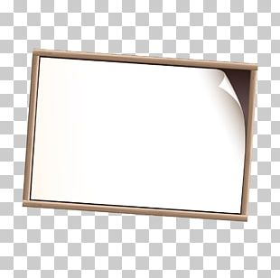 Text Rectangle Frame PNG