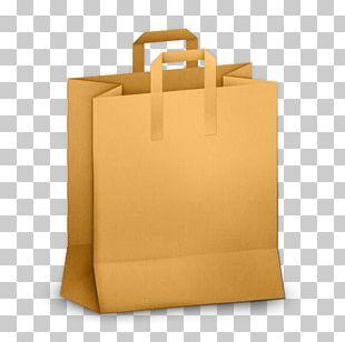 Brown Paper Bag Kraft Paper PNG