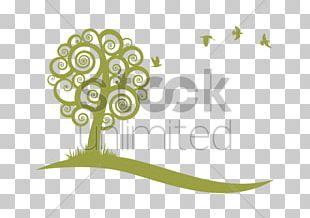 Floral Design Green Leaf PNG