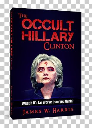 The Occult Hillary Clinton United States Amazon.com Book PNG