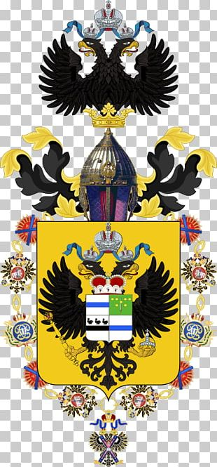 Russian Empire House Of Romanov Coat Of Arms Tsar PNG
