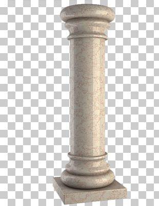 Column Marble Huadong Yixing Stone Material Rock PNG