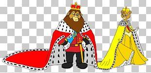 Cartoon Throne Queen Regnant PNG